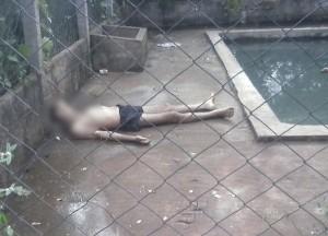 Homem teria almoçado e ingerido doses de água ardente antes de mergulhar na piscina