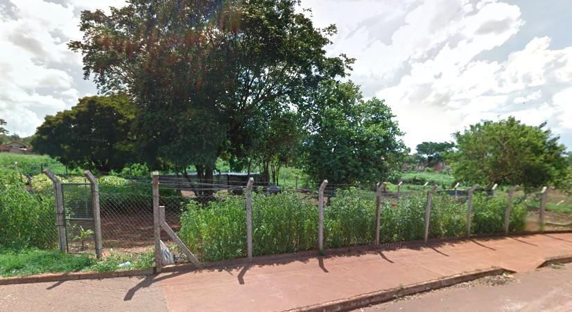 Piscinão do Buritis fica em uma área próxima ao PSF do bairro São João