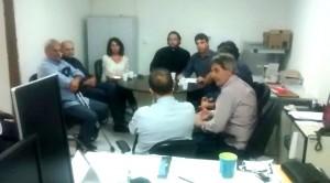 Representantes do Triângulo Mineiro estiveram reunidos com o juiz da comarca de Coruripe, Mauro Baldini.