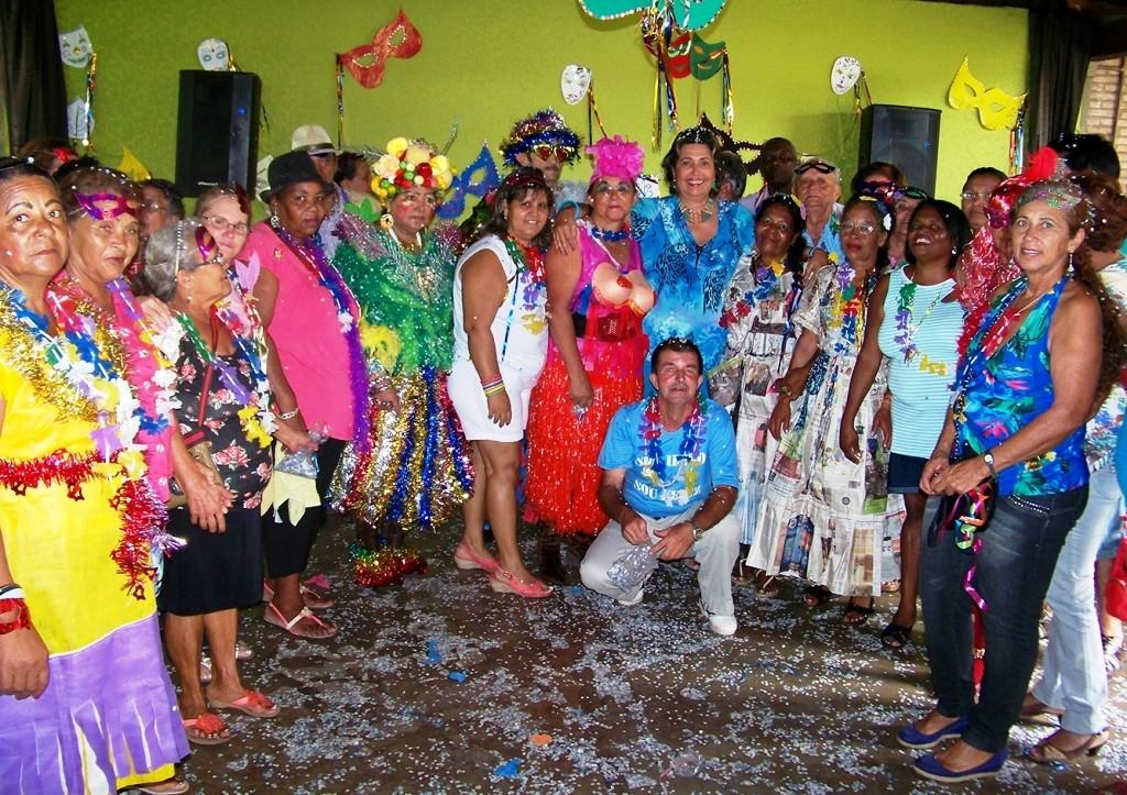 Carnaval dos Idosos 2013