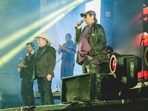 Ultimo show da dupla foi em Osasco