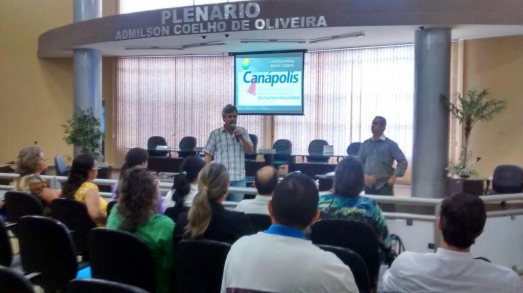 Prefeitura de Canápolis implanta Programa de Gestão de Resultados