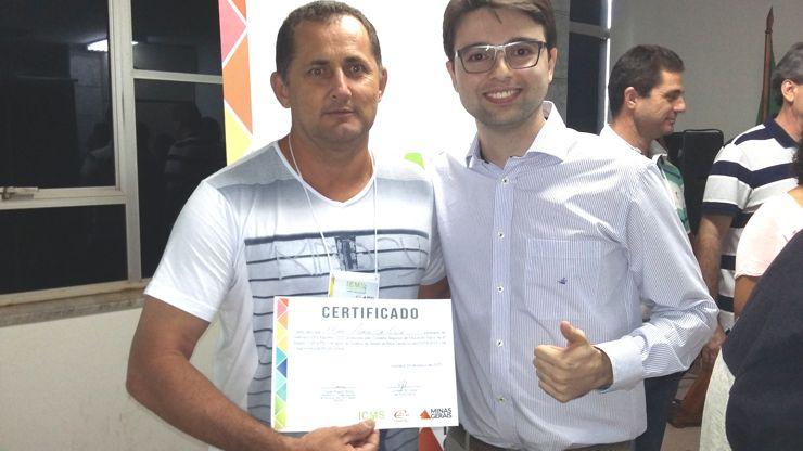 Capinópolis marca presença nas discussões do ICMS Esportivo