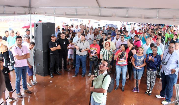 Centro Turístico Camilo Chaves Neto foi inaugurado em Ituiutaba