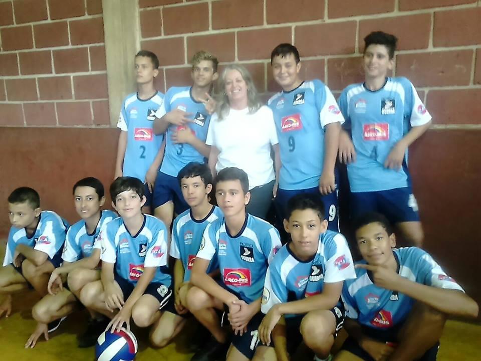 Equipes de Capinópolis se preparam para os Jogos Escolares
