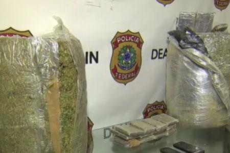 Universitário uberabense detido por tráfico internacional de drogas no Rio de Janeiro