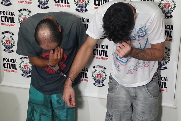 Equipes da PC receberam informações de que poderiam encontrar drogas escondidas em uma casa na rua Serra Negra (Foto: Vinícius Lemos)