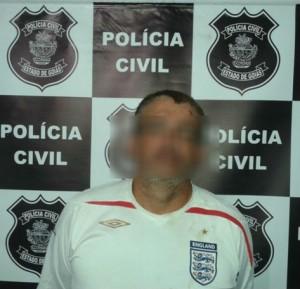 Jovair Moreira de Oliveira / Foto: Polícia Civil Goiás