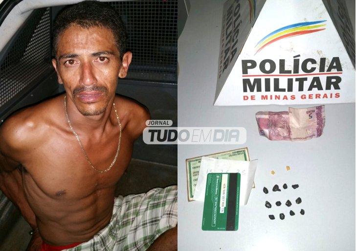 Piauí foi preso em Novembro de 2014 e havia saído da prisão no início do mês