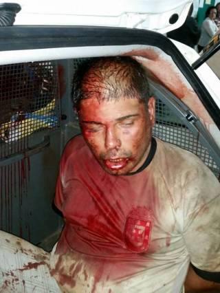 Jarbas Rosa Gonçalves teria usado um revólver calibre 38 durante tentativa de roubo.Foto: Divulgação