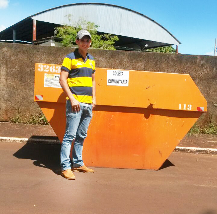 Vereador Luciano Belchior comemora implantação do projeto para combate à dengue.