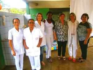 Saúde Bucal na Escola Tancredo Neves em Capinópolis