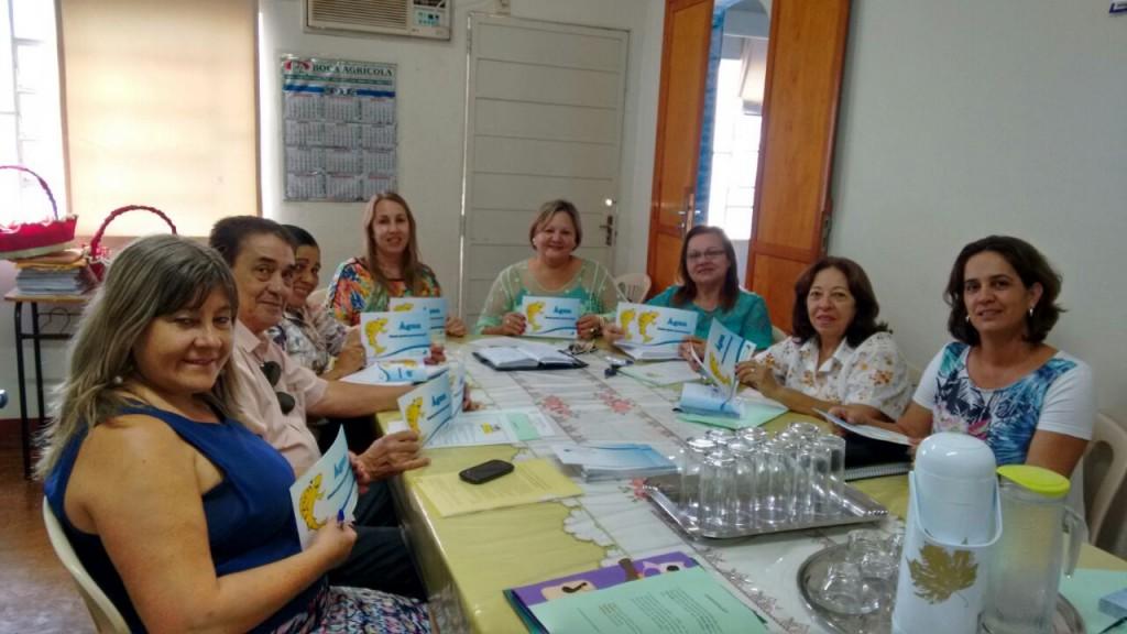 Diretoras de escolas em Capinópolis