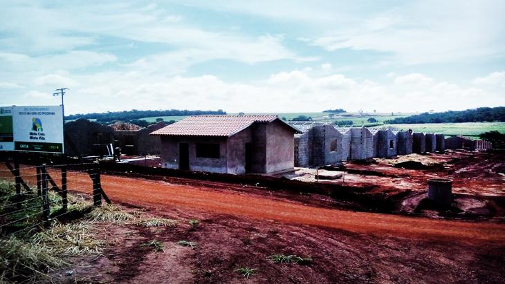 Vale dos Sonhos em fase avançada de construção