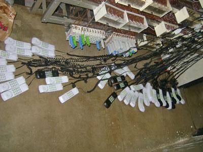 Quadrilha é presa por fraude ao furtar pulsos telefônicos da Algar