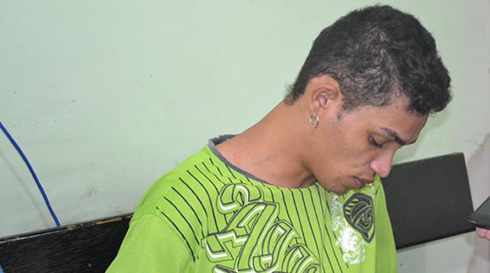 Homem de 23 anos abusava de sobrinha de 4 anos