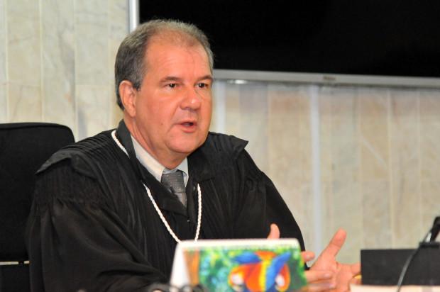 Jesseir Coelho de Alcântara: Juiz de Direito
