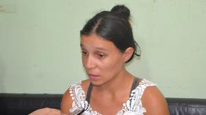 Lorraine Rúbia da Cruz é mãe da vítima e dizia ouvir os abusos de seu quarto / Foto: site Pontal em Foco