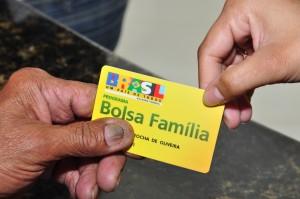 Cartão do bolsa-família / divulgação