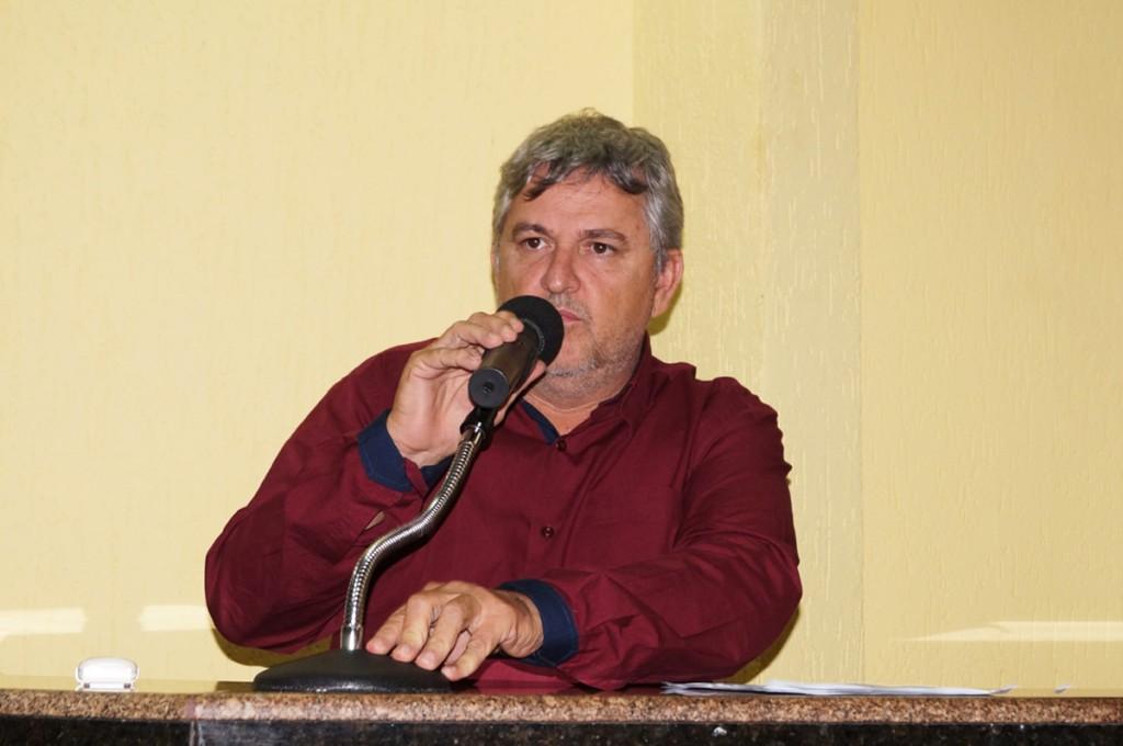 Vereador Bernaldo E. Cabral