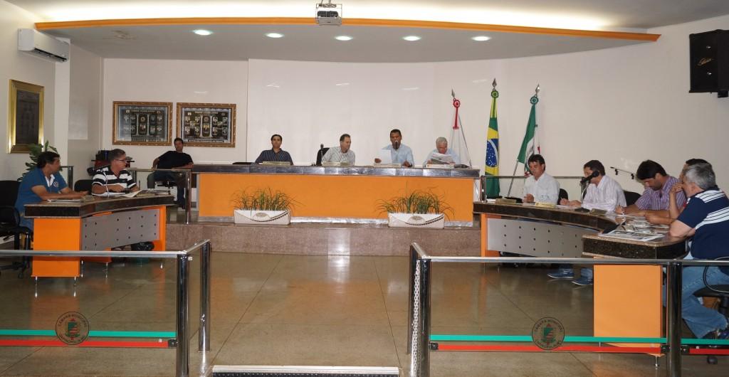 Câmara Municipal de Capinópolis / arquivo Tudo Em Dia
