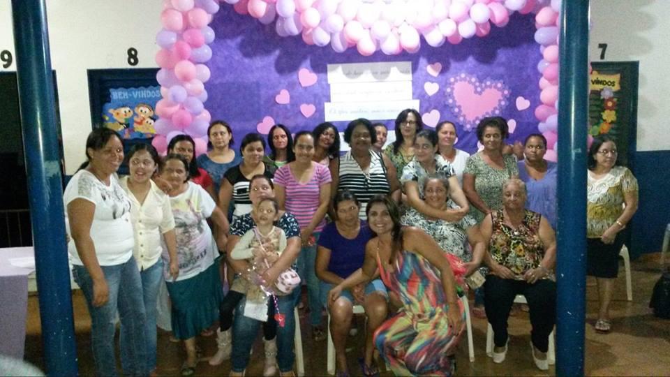 Mães serão homenageadas nas escolas municipais em Capinópolis