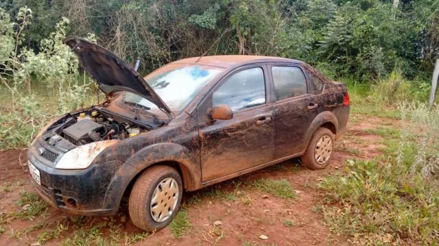 Veículo havia sido roubado na noite da última terça-feira (5) em Ituiutaba