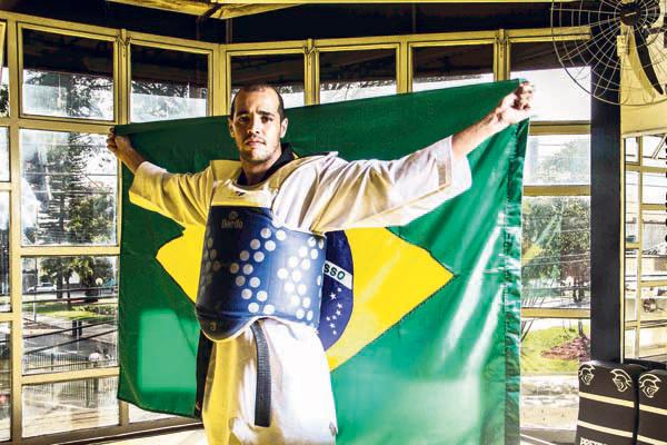 Segundo Lucas, ele terá dois meios para conseguir a vaga para os Jogos Olímpicos (Foto: Divulgação)