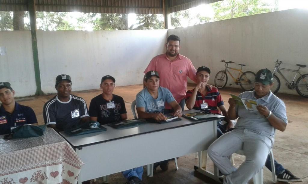 Sindicato oferece treinamento na aplicação de agrotóxico