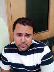 Hélcio da Costa Félix é suspeito de ser o responsável pelos 85kg de crack encontrados em um laboratório no bairro Camilo Chaves