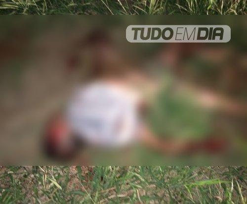 Ciclista morre atropelado próximo à Cachoeira Dourada / Foto: Valídio Gonçalves