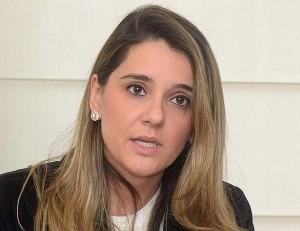 Carolina Oliveira, mulher de Fernando Pimentel (PT) e primeira-dama de Minas Gerais