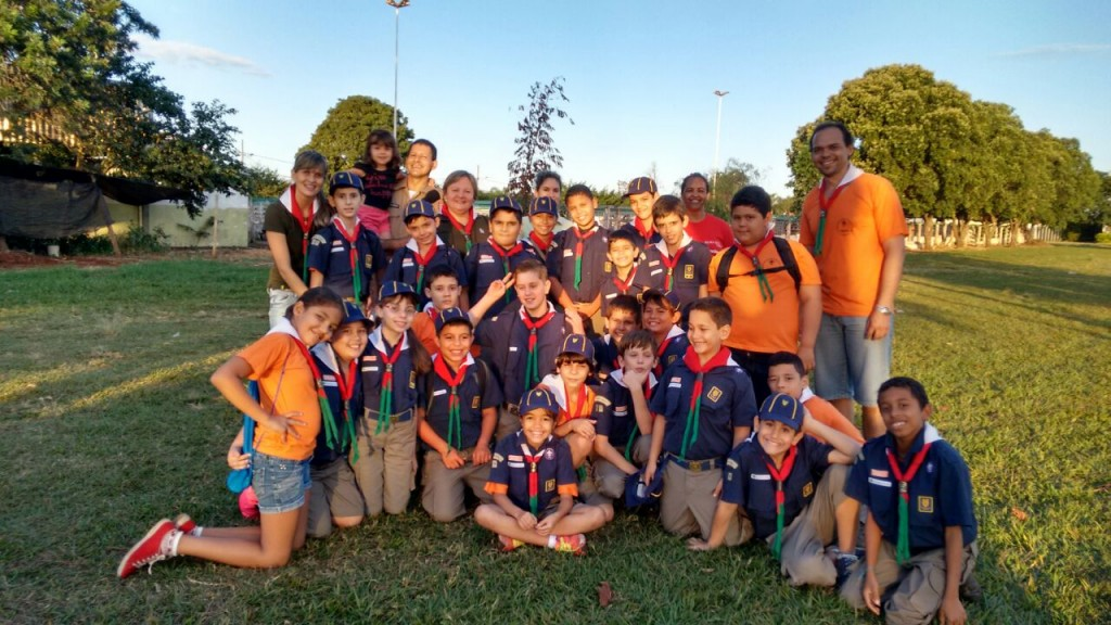 Grupo de Escoteiros Antônio Mendes em Capinópolis