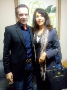 Saúde é ponto debatido pela prefeita Dinair Isaac junto ao Estado