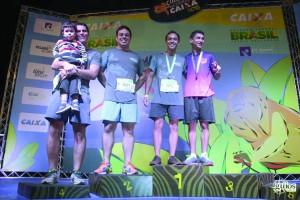 Atletas de Ituiutaba conquistaram o pódio no Circuito Caixa