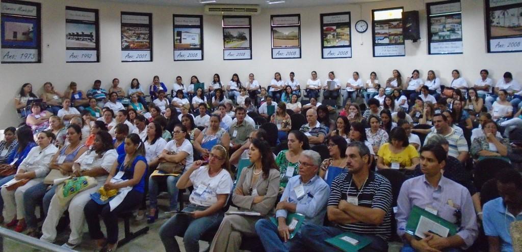 Conferência da Saúde aprova documento e elege Delegados em Capinópolis