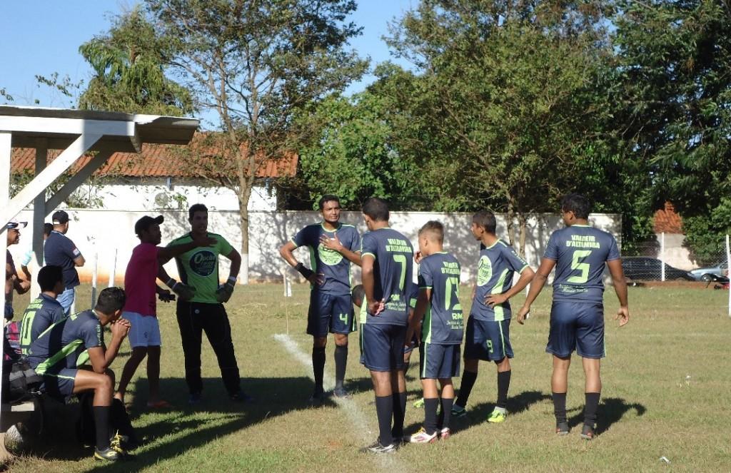 Domingo tem semifinal da Copa Integração em Canápolis