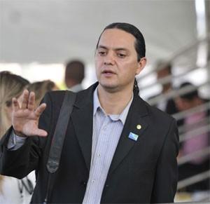 Deputado Weliton Prado não tem votado com a bancada petista