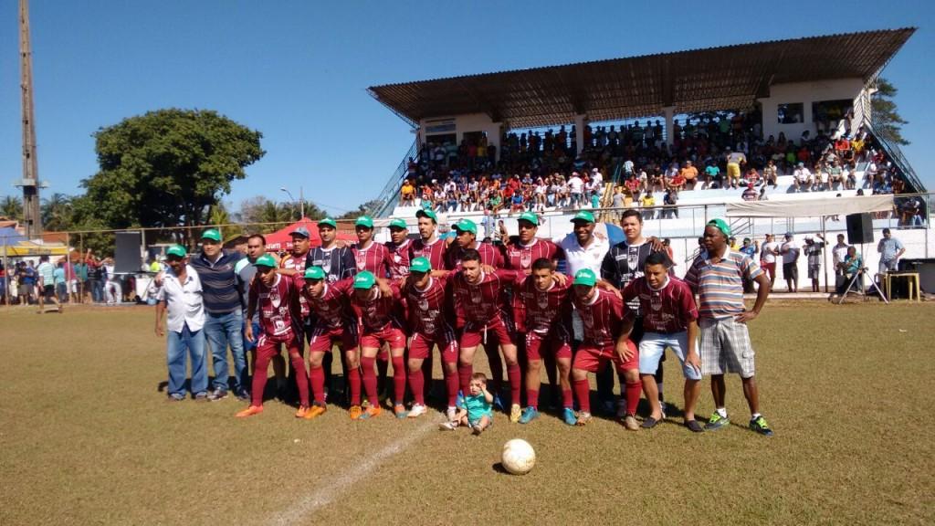 São Luiz é pentacampeão no futebol amador de Ituiutaba