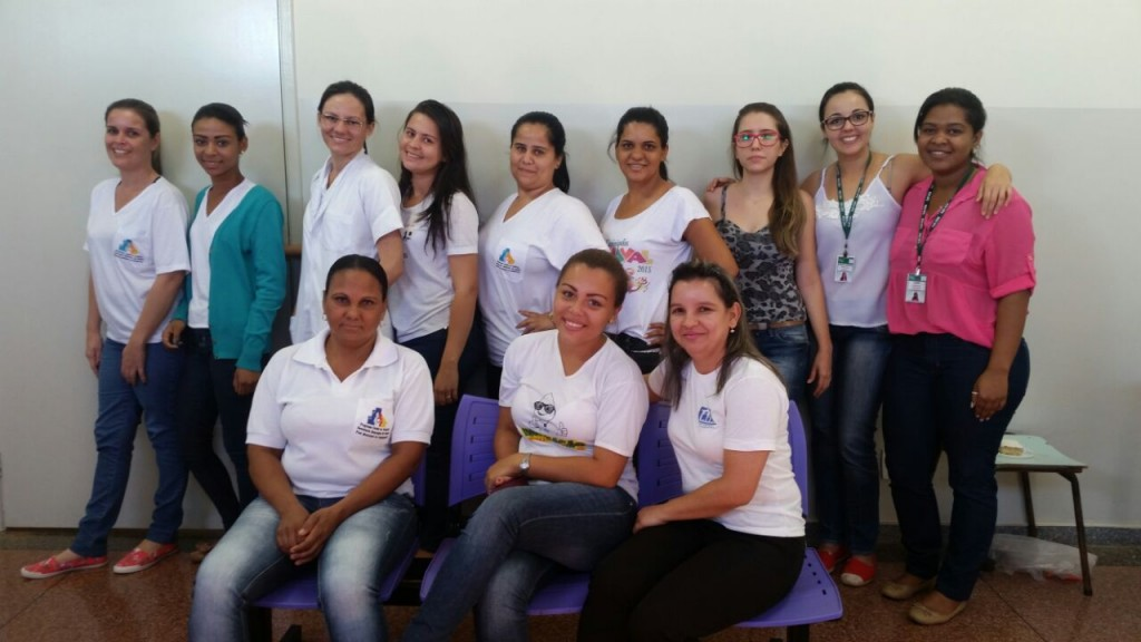 Equipe PSF Recanto das Acácias