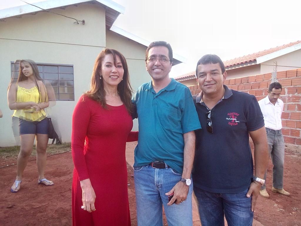 Entregue oficialmente Residencial Roney Almeida Garcia