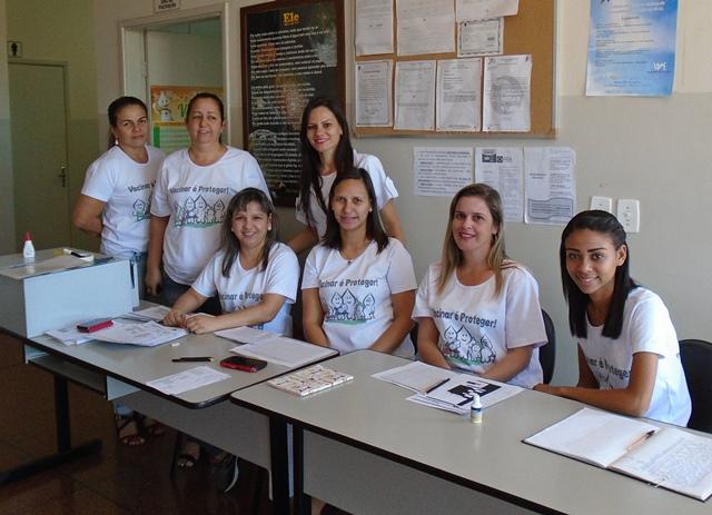 Capinópolis abriu a campanha de vacinação contra pólio
