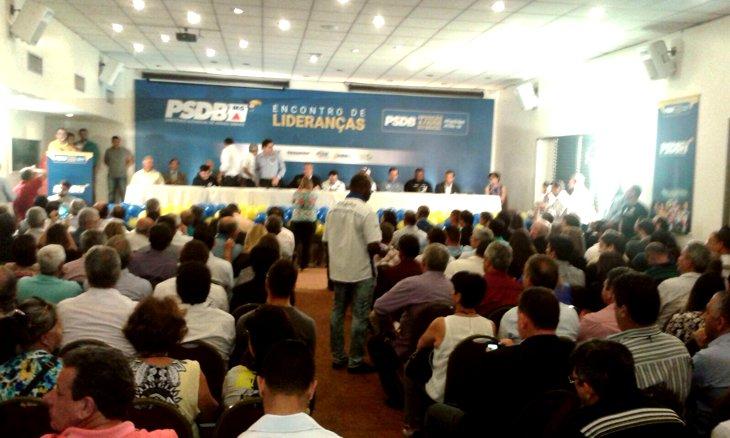 PSDB realiza encontro Estadual em Belo Horizonte com lideranças do partido