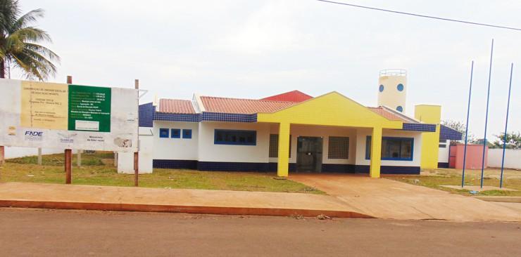 A Construção da Creche em Capinópolis foi uma conquista pessoal da prefeita Dinair Isaac junto ao Governo Federal.