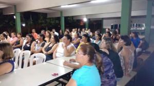 Educação tem palestra motivacional em Capinópolis