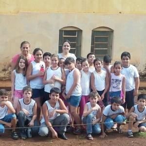 Estrelas do PNAIC na Escola Tancredo Neves