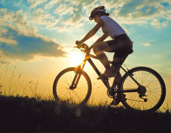 Anote essas dicas, pegue sua bike e #partiu prova de ciclismo! Foto: Shutterstock