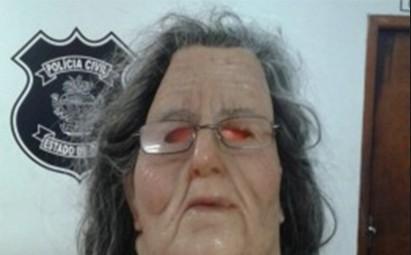 Detento utilizou máscara para tentar sair da prisão