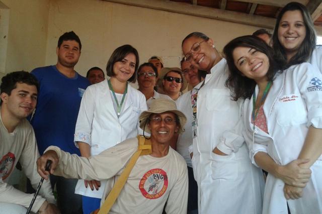 Saúde promove atualização do cartão de vacinas no São João