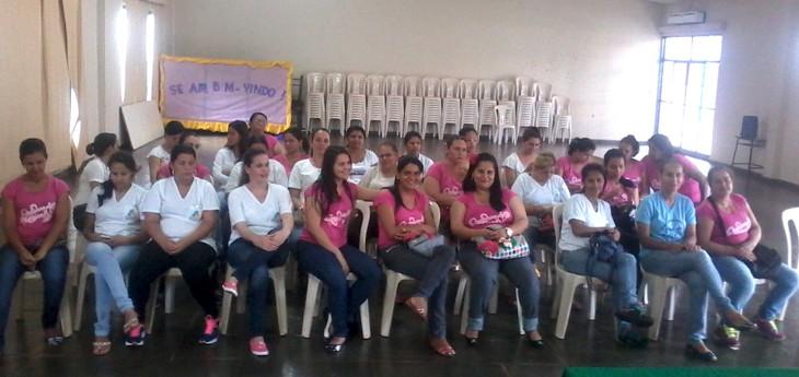 Métodos contraceptivos é tema de palestra do PSF Semíramis